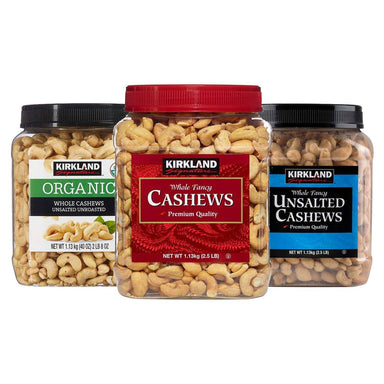Kirkland Signature Whole Cashews Kirkland Signature