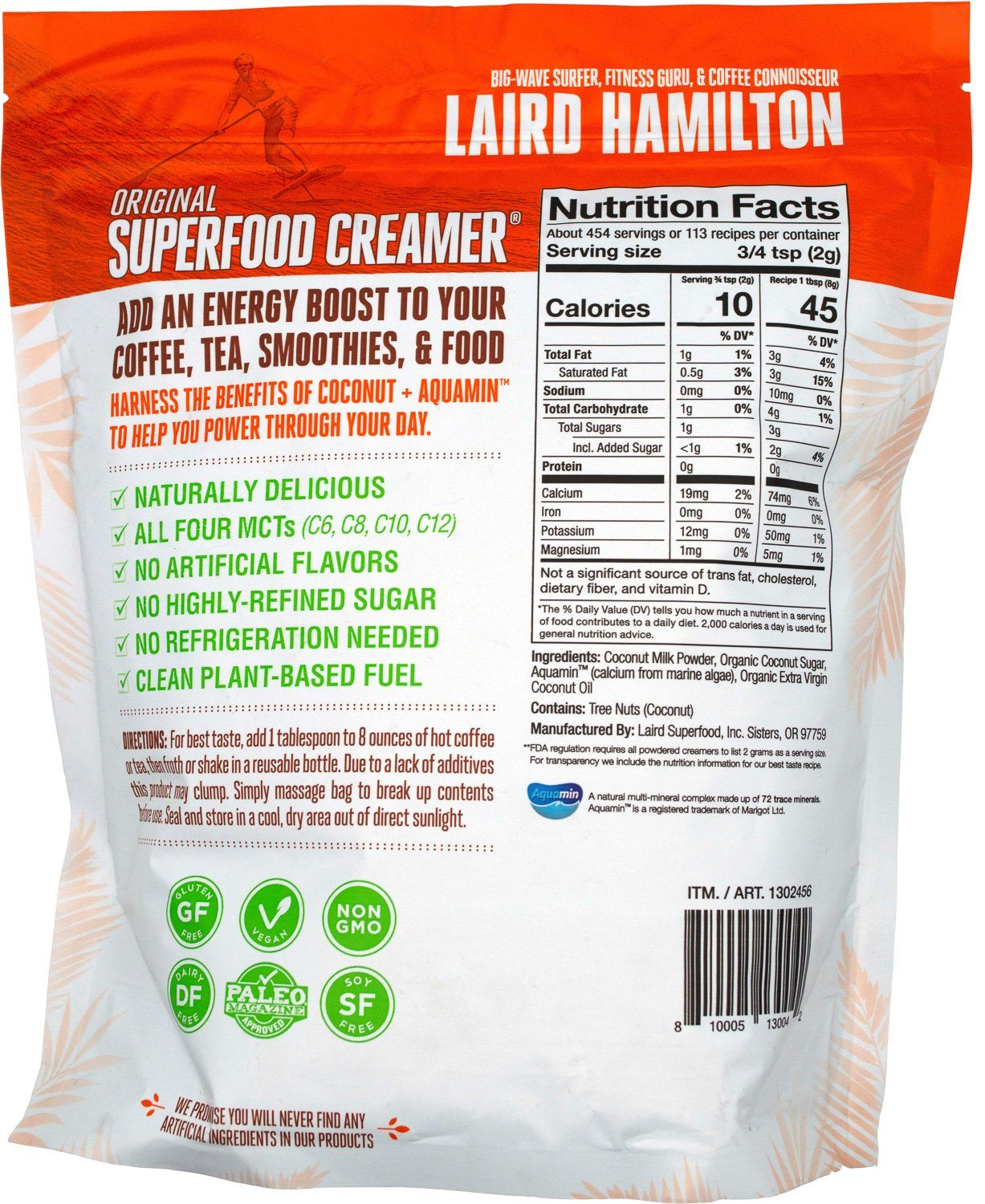 Laird Superfood Superfood Creamer Laird Superfood