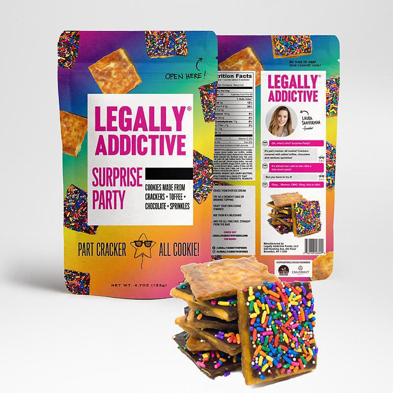 Legally Addictive Cracker Cookies Meltable Legally Addictive Foods