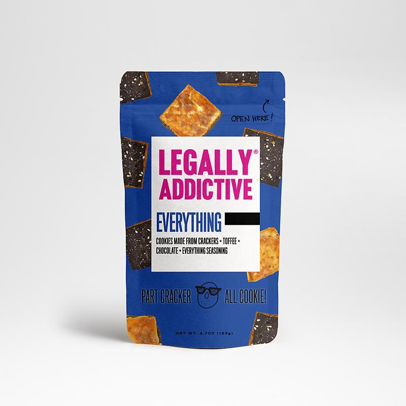Legally Addictive Cracker Cookies Meltable Legally Addictive Foods Everything 4.7 Ounce