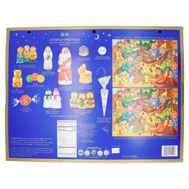 Lindt Advent Calendar Meltable Lindt