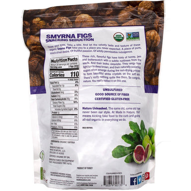 Made In Nature Organic Dried Smyrna Figs Made In Nature