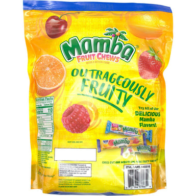 Mamba Fruit Chews Mamba