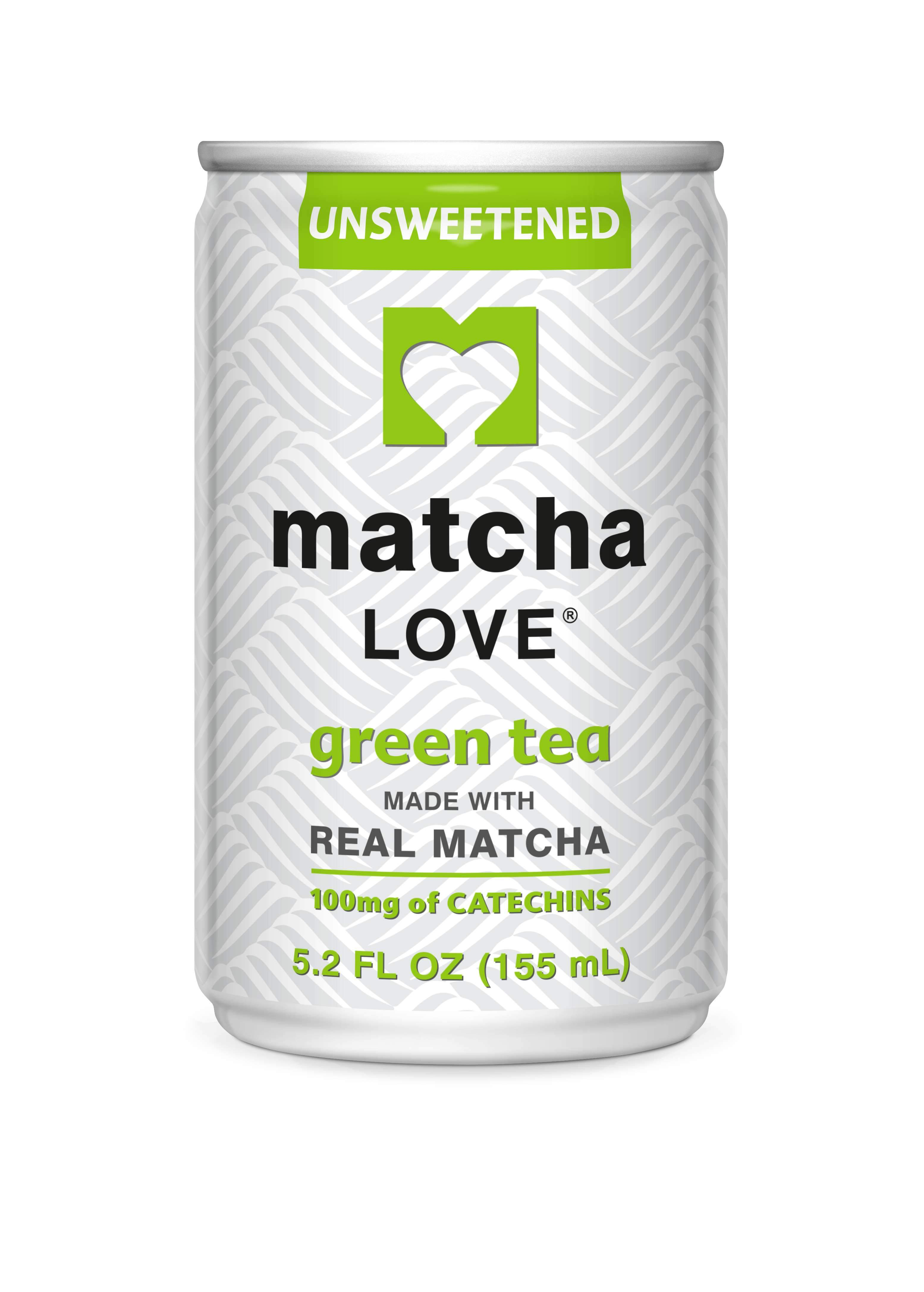 matcha LOVE Energy Ito En Unsweetened 5.2 Fluid Ounce