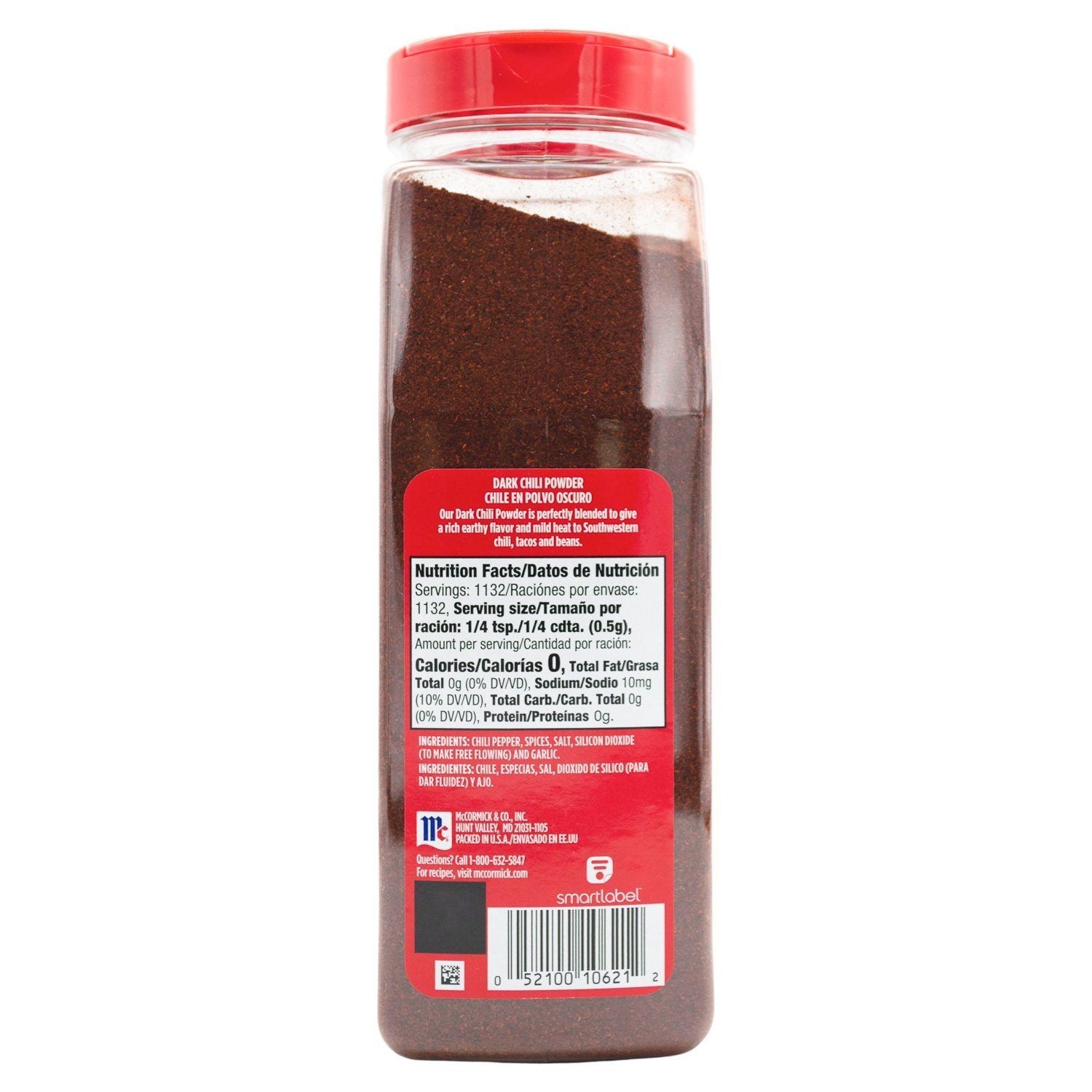 McCormick Dark Chili Powder McCormick
