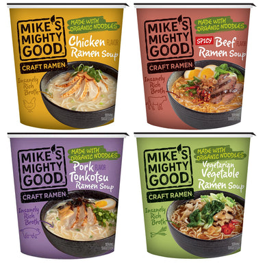 Mike's Mighty Good Craft Ramen Mike's Mighty Good