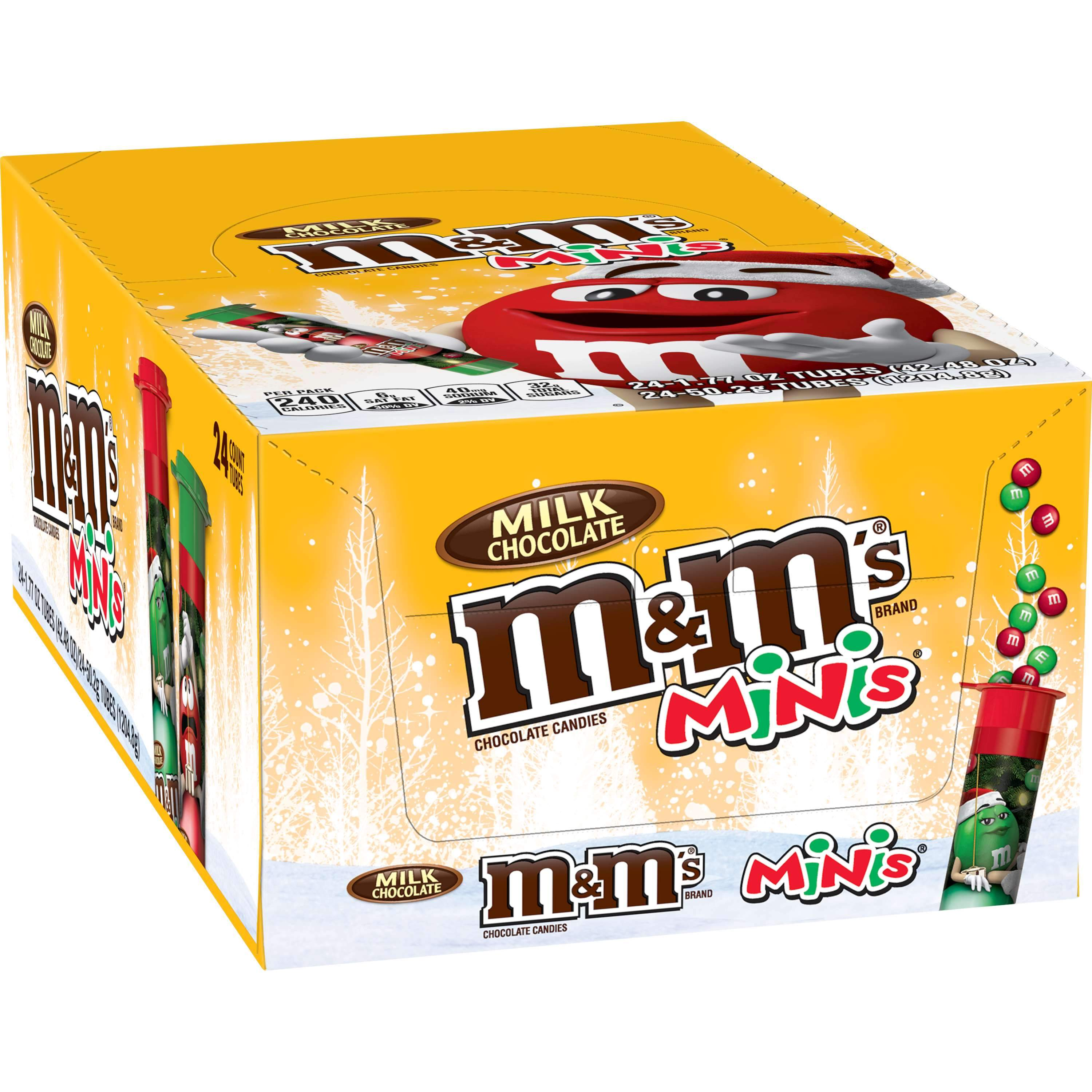 M&M's Chocolate Candies Meltable M&M's