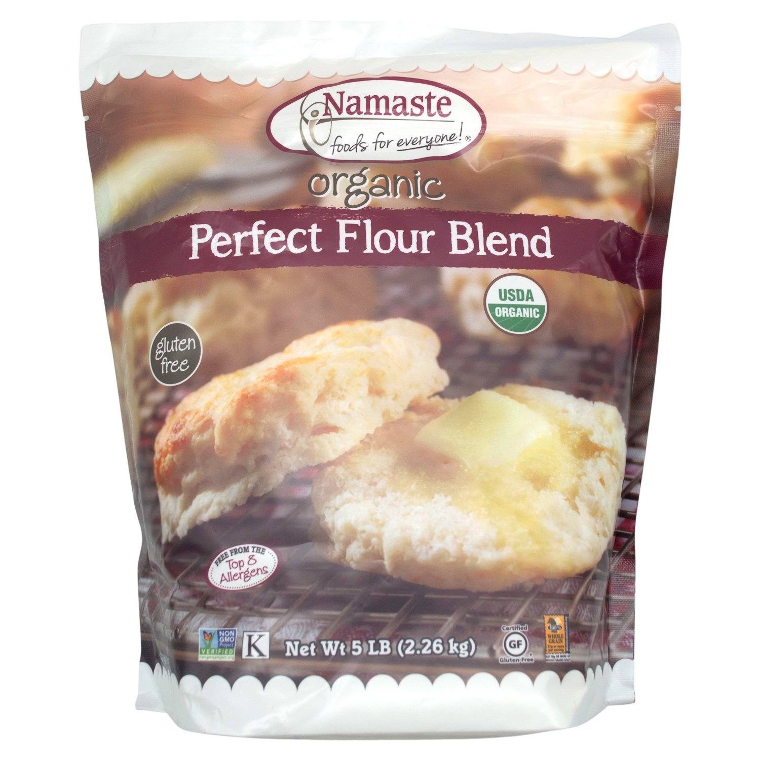 Namaste Perfect Flour Blend Namaste Organic 5 Pound