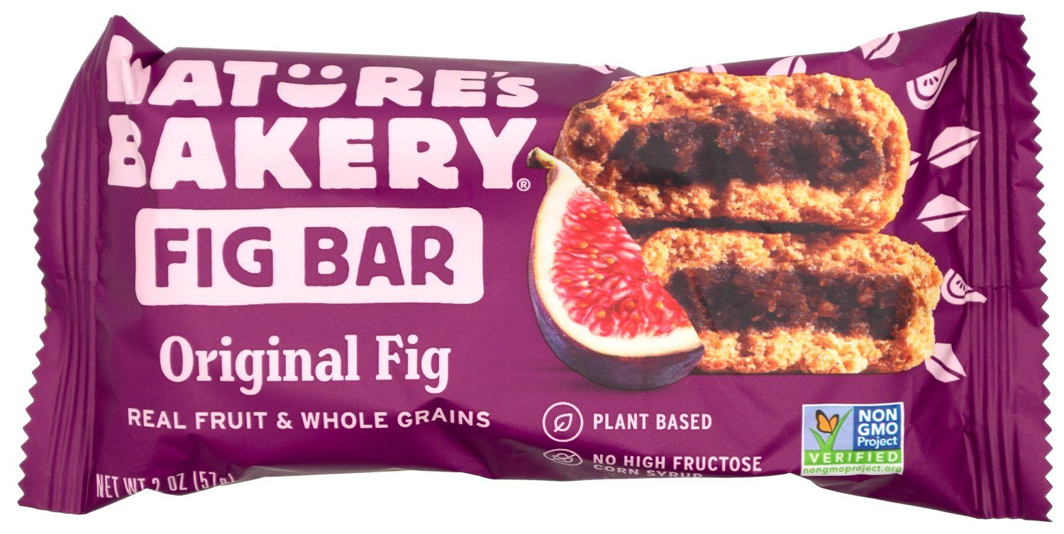 Nature's Bakery Fig Bar Nature's Bakery Original Fig 2 Ounce