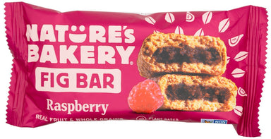 Nature's Bakery Fig Bar Nature's Bakery Raspberry 2 Ounce