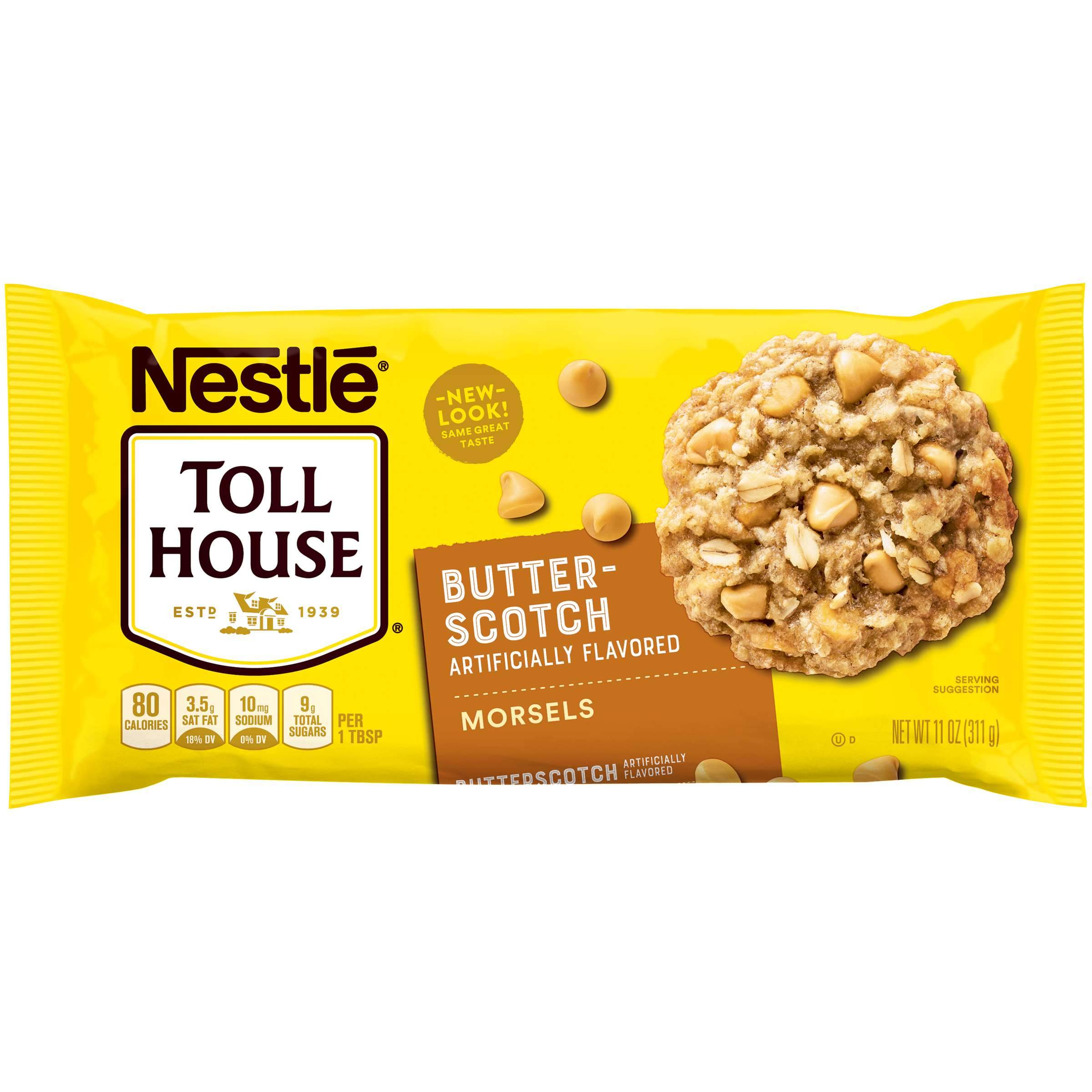Nestlé Toll House Baking Morsels Toll House Butterscotch 11 Ounce