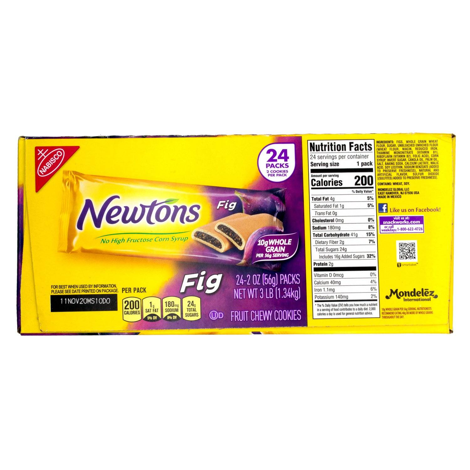 Newtons Soft and Chewy Cookies Newtons