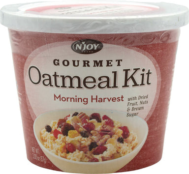 N'Joy Oatmeal Kit N'Joy Morning Harvest 3.08 Ounce