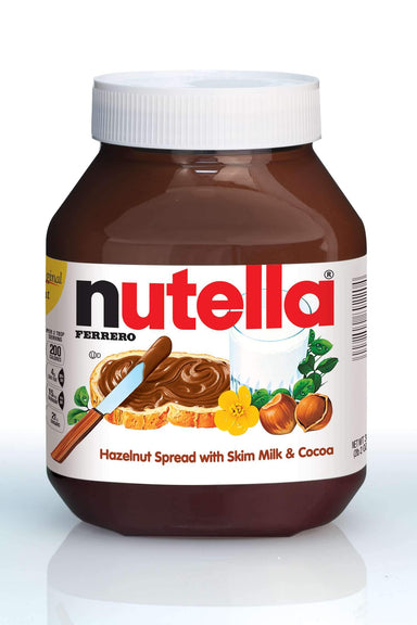 Nutella Hazelnut Spread with Cocoa Nutella