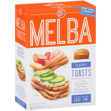 Old London Melba Toast Old London Foods Classic 5 Ounce