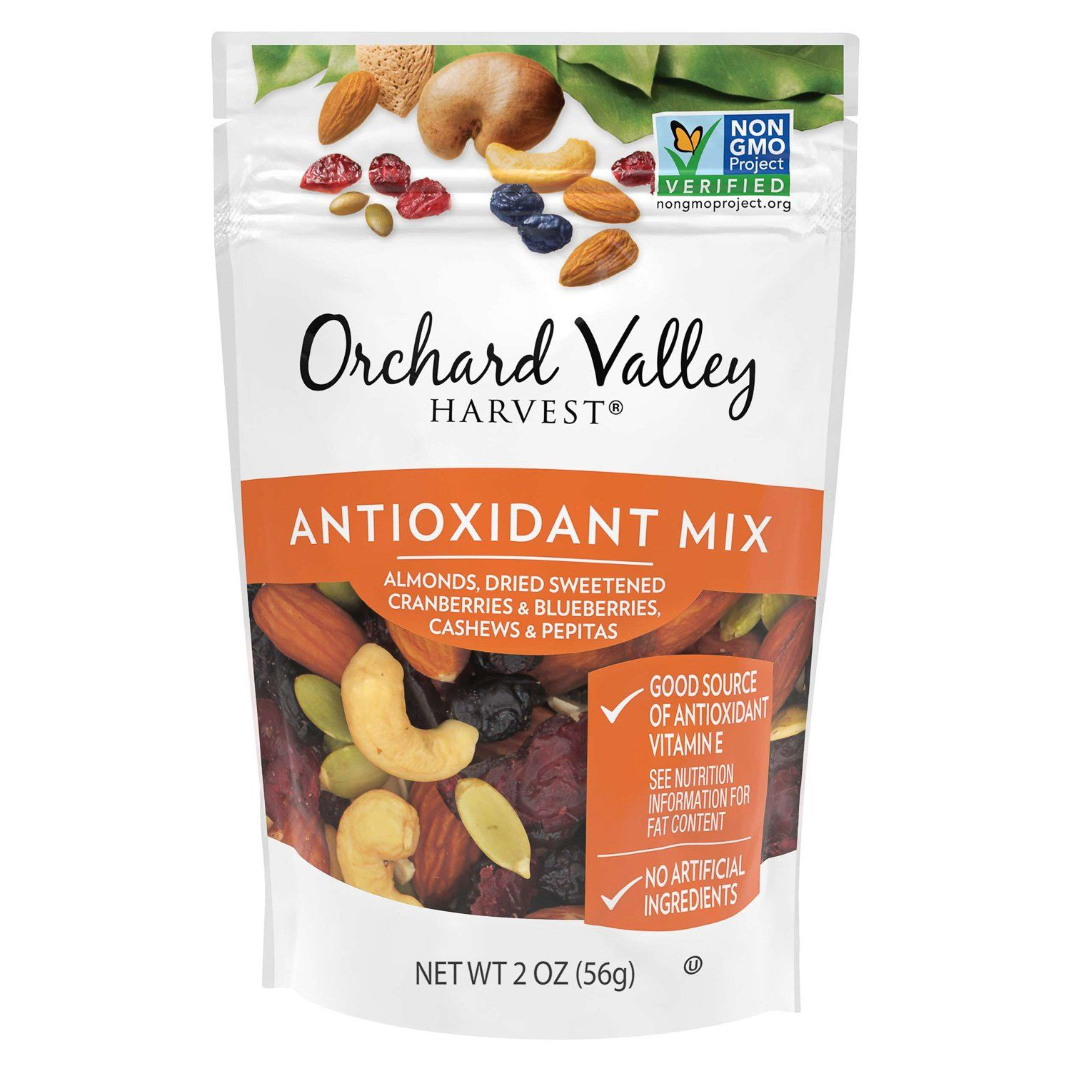 Orchard Valley Harvest Antioxidant Mix Orchard Valley Harvest Antioxidant Mix 2 Ounce