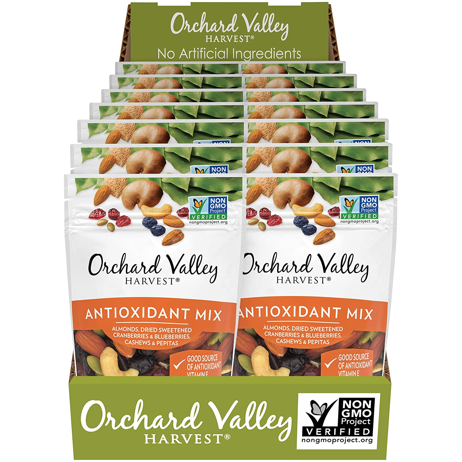Orchard Valley Harvest Antioxidant Mix Orchard Valley Harvest Antioxidant Mix 2 Oz-14 Count