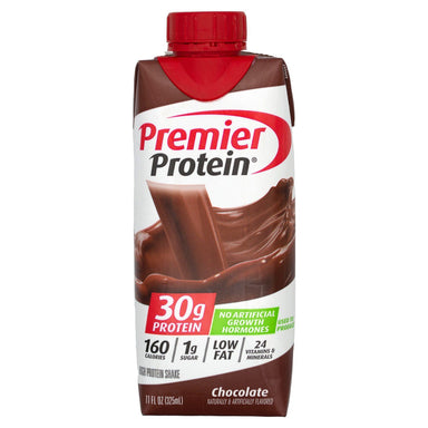 Premier Protein Shake Premier Protein Chocolate 11 Fluid Ounce