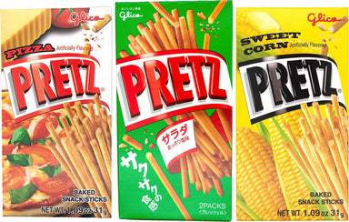 Pretz Biscuit Sticks Glico