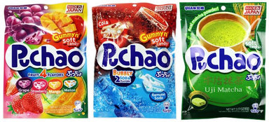 Puchao Gummy n' Soft Candy Puchao