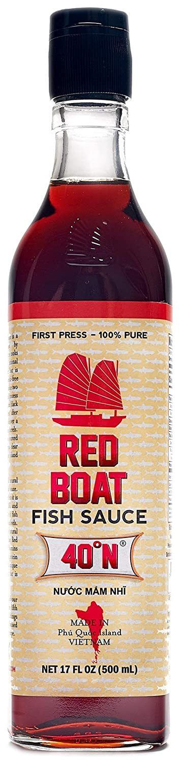 Red Boat Fish Sauce Red Boat 17 Ounce