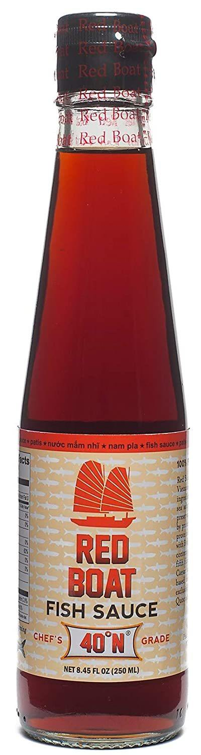 Red Boat Fish Sauce Red Boat 8.45 Ounce