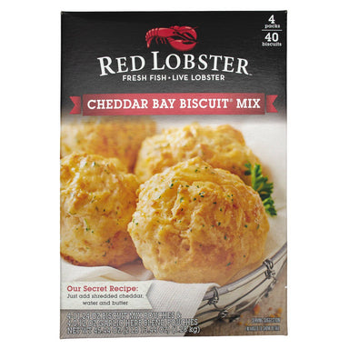 Red Lobster Cheddar Bay Biscuit Mix Red Lobster 45.44 Ounce