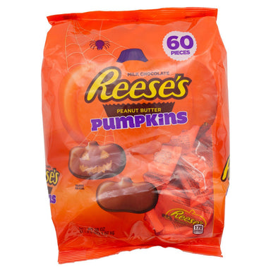 Reese's Cups Meltable Reese's Milk Chocolate Pumpkins 38 Ounce
