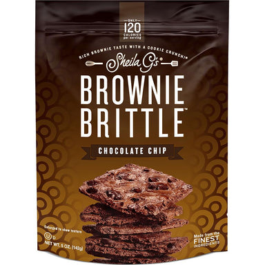 Sheila G's Brownie Brittle Sheila G's Chocolate Chip 5 Ounce