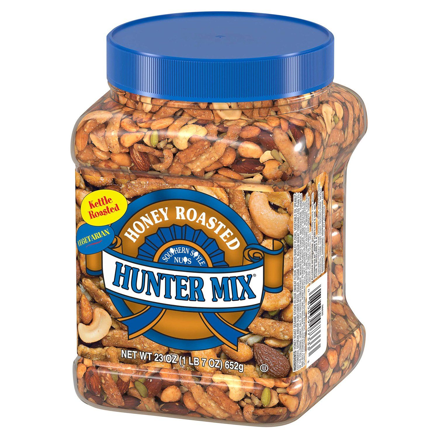 Southern Style Nuts Hunter Mix Southern Style Nuts Honey Roasted 23 Ounce