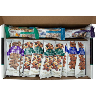 Squirrel Brand and Focus Snacks Fruit & Nut Variety Snacks Squirrel Brand