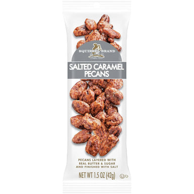 Squirrel Brand Salted Caramel Pecans Squirrel Brand Salted Caramel 1.5 Ounce