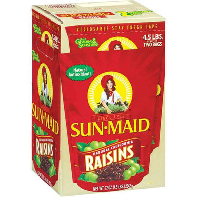 Sun-Maid Raisins Sun-Maid Original 72 Ounce
