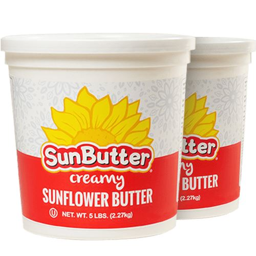 SunButter Sunflower Butter SunButter Creamy 5 Pound-2 Count