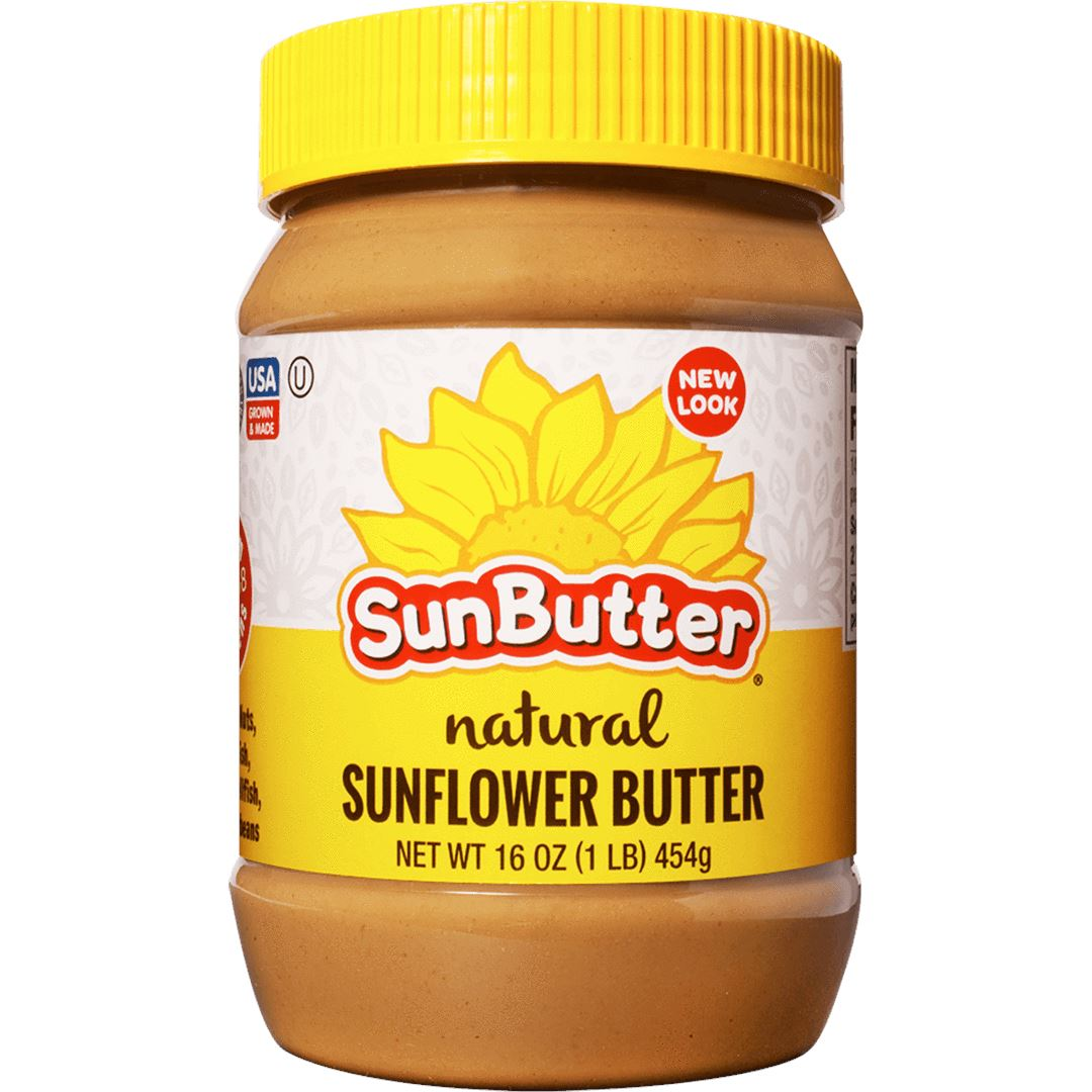 SunButter Sunflower Butter SunButter Natural 16 Ounce