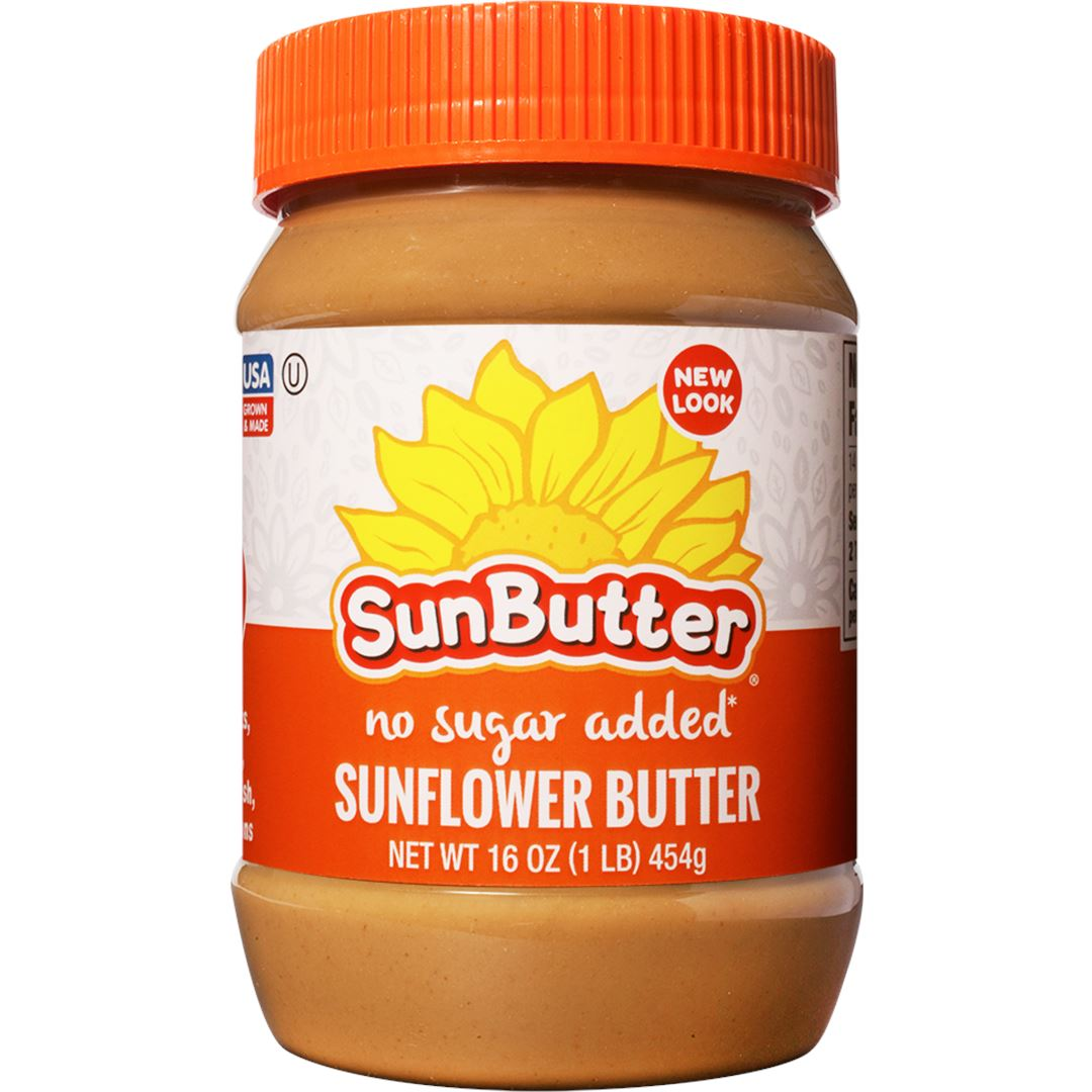 SunButter Sunflower Butter SunButter No Sugar Added 16 Ounce