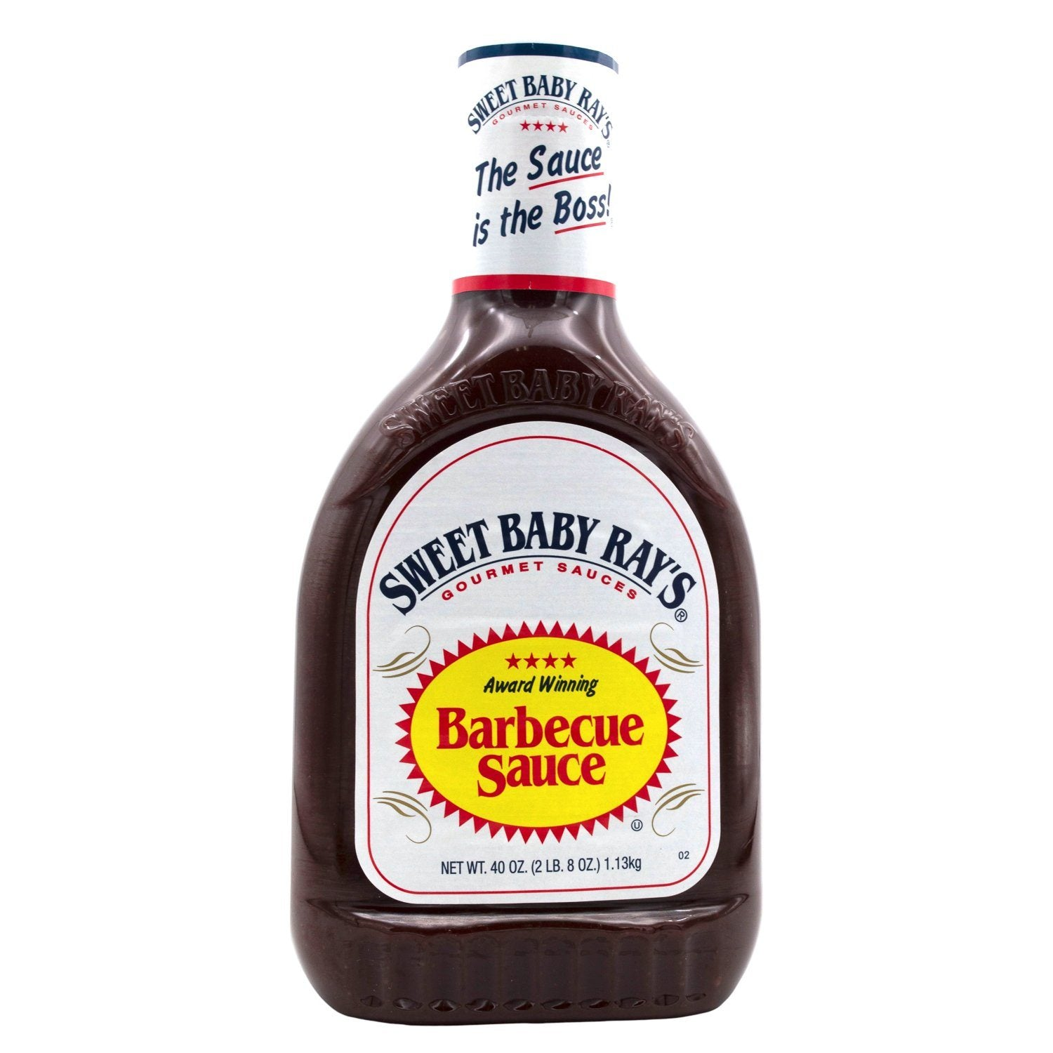 Sweet Baby Ray's Barbecue Sauce Sweet Baby Ray's Original 40 Ounce