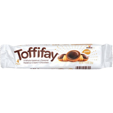 Toffifay Hazelnut Chocolate Candy Meltable Toffifay 1.16 Ounce