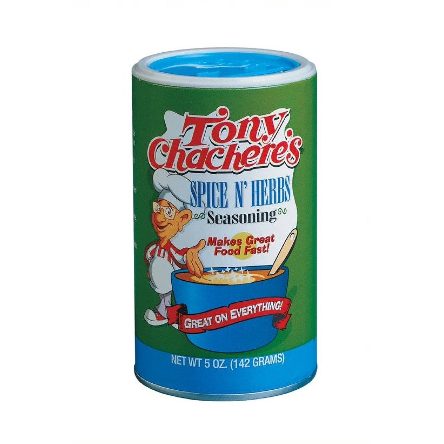 Tony Chachere's Creole Seasonings Tony Chachere's Spice N' Herb 5 Ounce