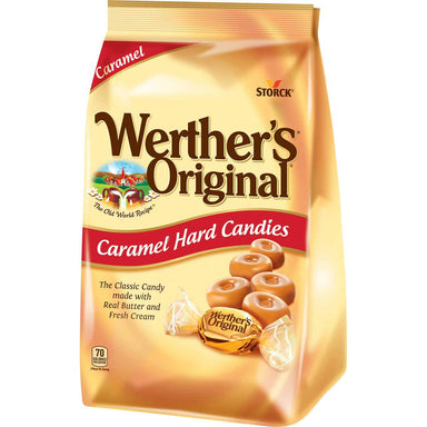Werther's Original Candies Snackathon Foods Hard Caramels 34 Ounce