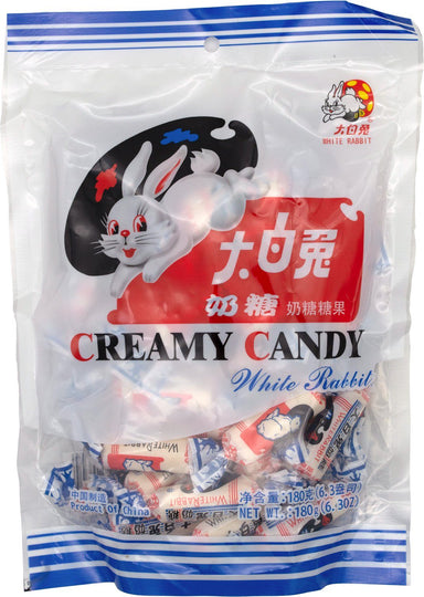 White Rabbit Candy White Rabbit Original 6.3 Ounce
