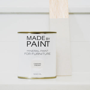 Made By Paint Mineral Paint - Canvas Cream