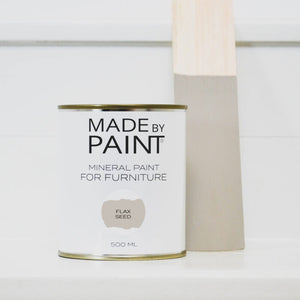 Made By Paint Mineral Paint - Flax Seed
