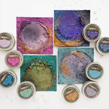Load image into Gallery viewer, Prima Art Alchemy Metallique Wax - Mint Sparkle