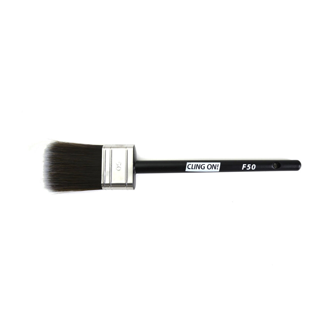 Cling On! Brush Flat 50