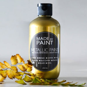 Made By Paint - Metallic Brass