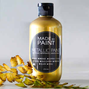 Made By Paint - Metallic Gold