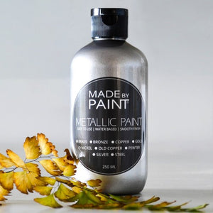 Made By Paint - Metallic Nickel