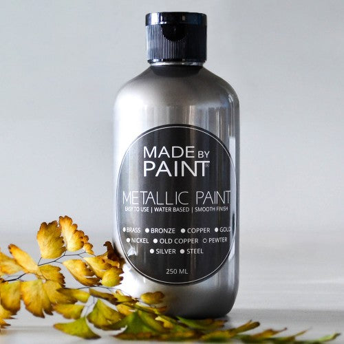 Made By Paint - Metallic Pewter