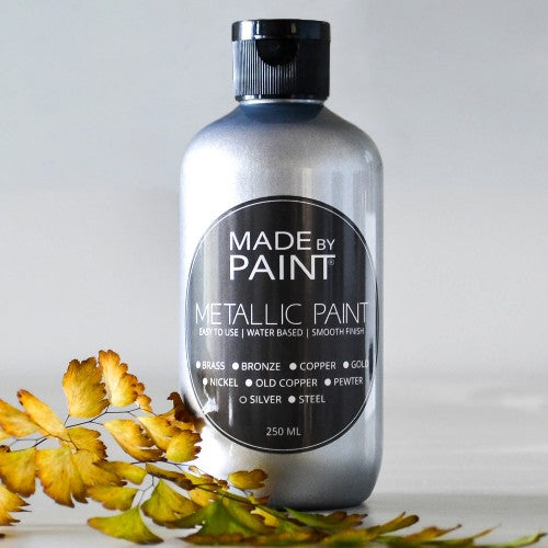 Made By Paint - Metallic Silver